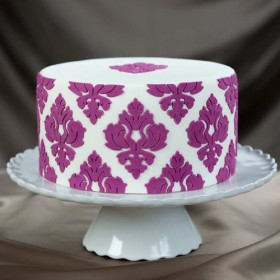 Design mould damask