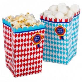 Contenitori per popcorn e caramelle