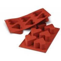 Teglie in silikone